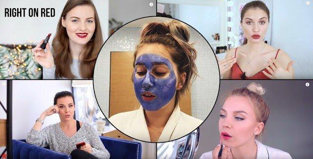 Как научиться краситься? 5 любимых beauty-блоггеров на YouTube