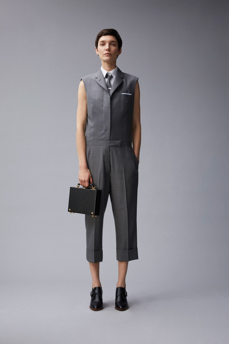 Мужской стиль /  Thom Browne Resort 2018