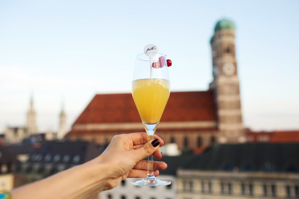 ТОП 5 летних баров в Мюнхене
