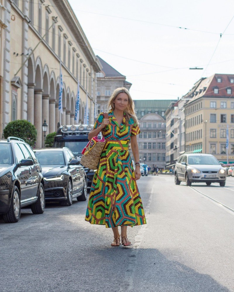 Africa in the city ИЛИ этнический стиль