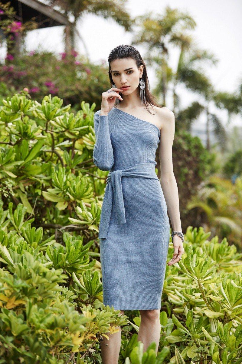 Выбираем платье из кашемира