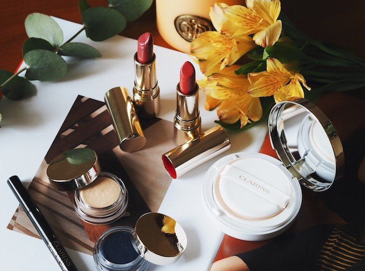 AUTUMN WITH CLARINS