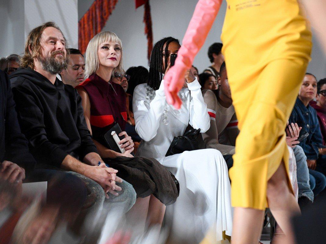 Весна в Нью-Йорке / New York Fashion Week SS 2018