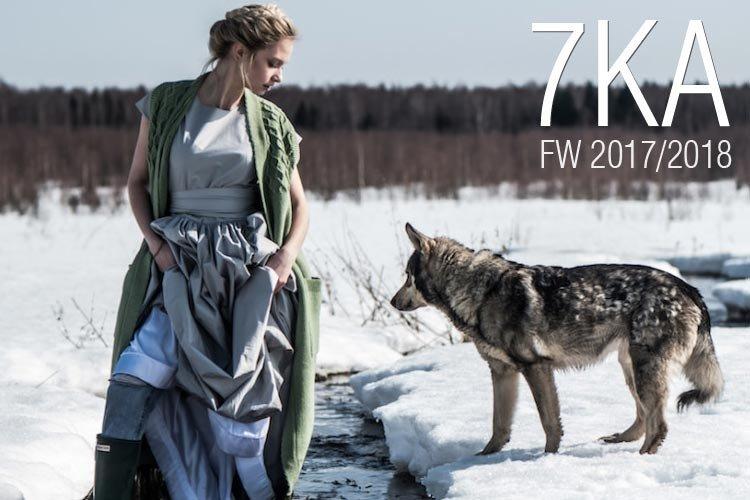 7КА - бренд с русским шиком. #FW2017-18