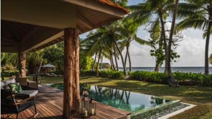 Новый курорт Four Seasons Resort Seychelles at Desroches откроет свои двери для первых гостей