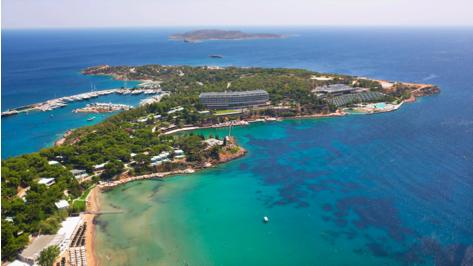 Cеть отелей Four Seasons и компания Astir Palace Vouliagmeni объявляют о совместном проекте в Греции