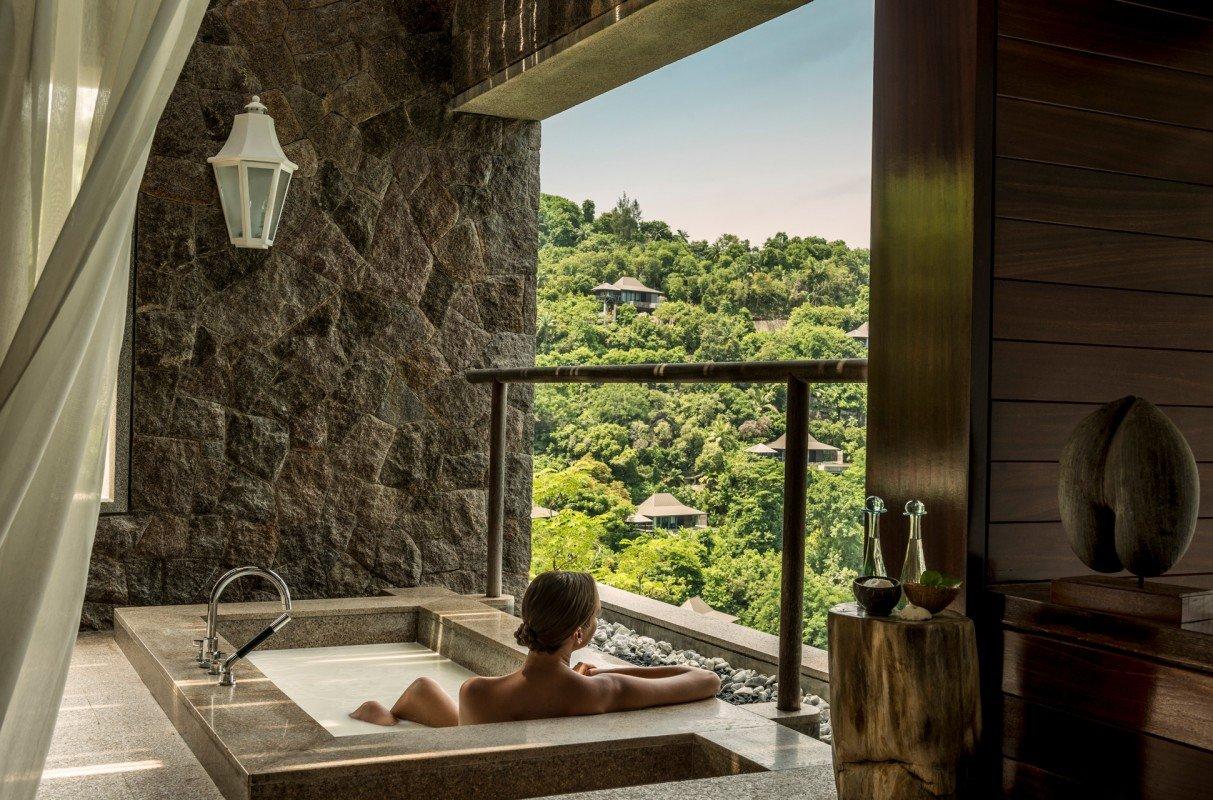 Four Seasons Resort Seychelles подготовили приятные сюрпризы для пар, ожидающих пополнение в семье
