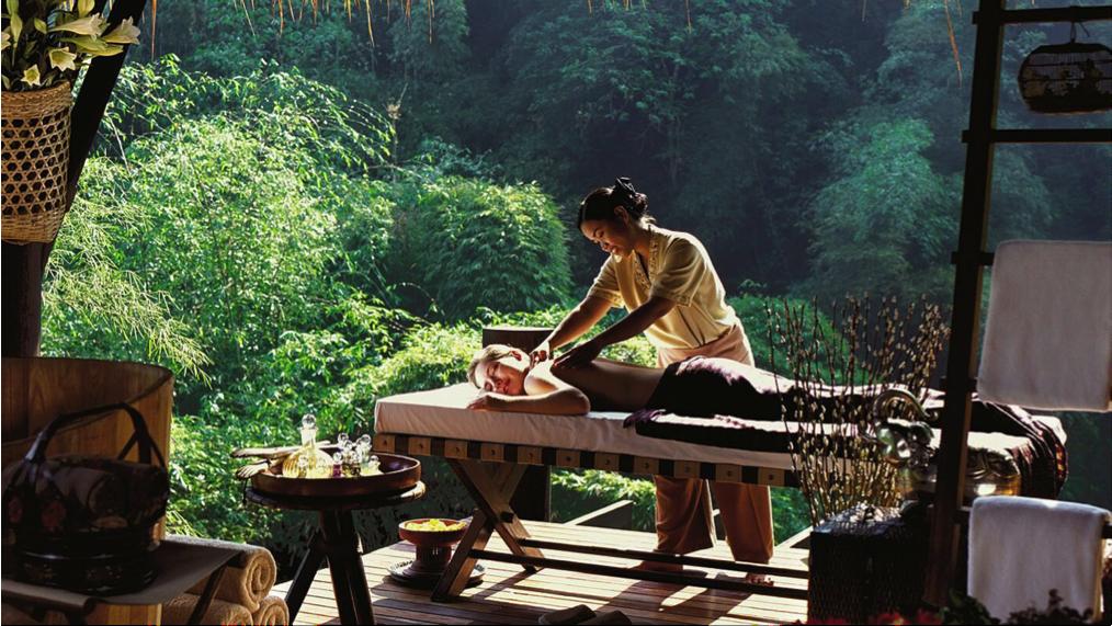 Воссоединитесь с природой с уникальными СПА программами на курортах Four Seasons Resorts Thailand