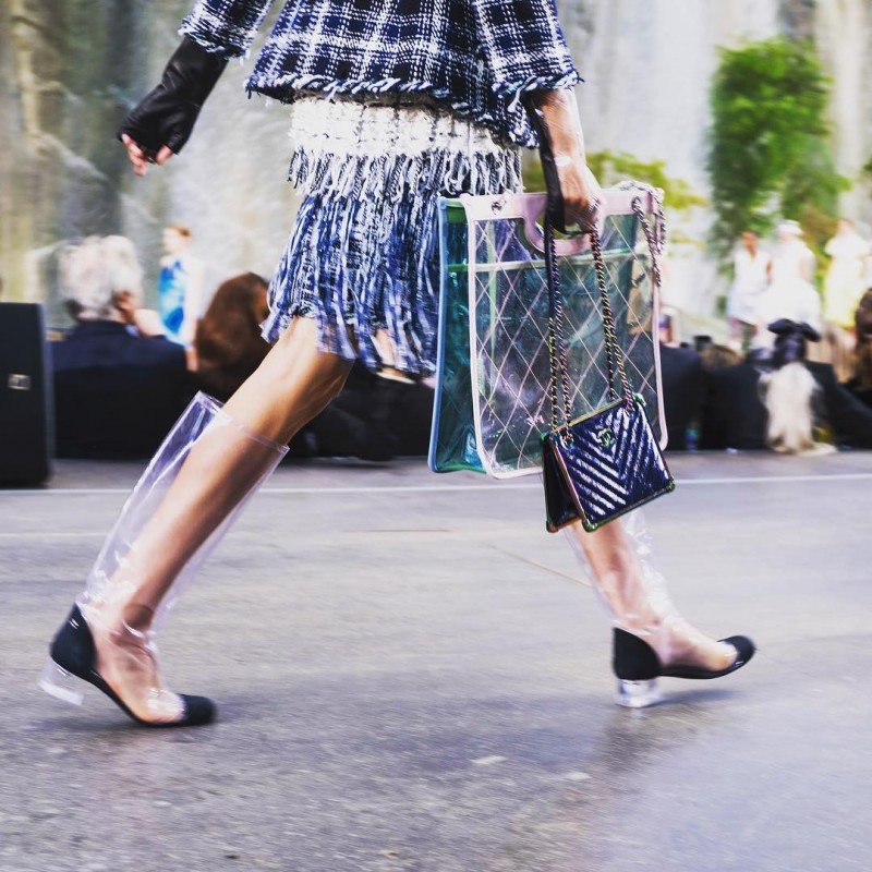 Неделя моды в Париже / Paris Fashion Week SS 2018