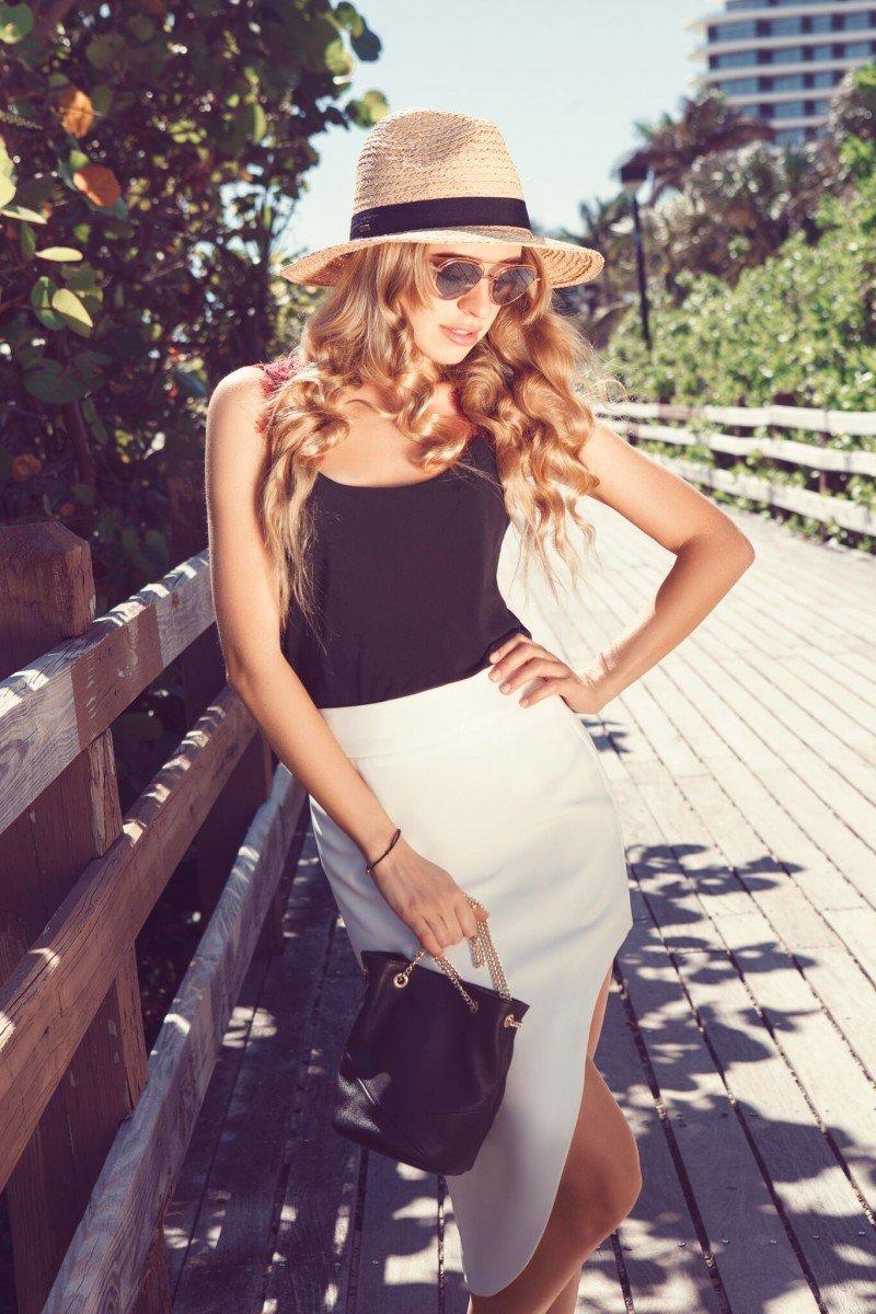 Асимметрия снова в моде ! Асимметричные юбки с косыми краями - да или нет !?