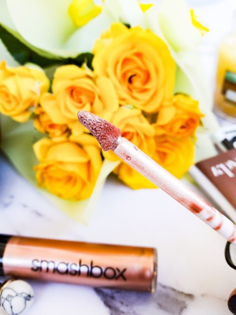 Новые жидкие помады Smashbox Be Legendary Liquid Petal Metal и Crush It Pigment