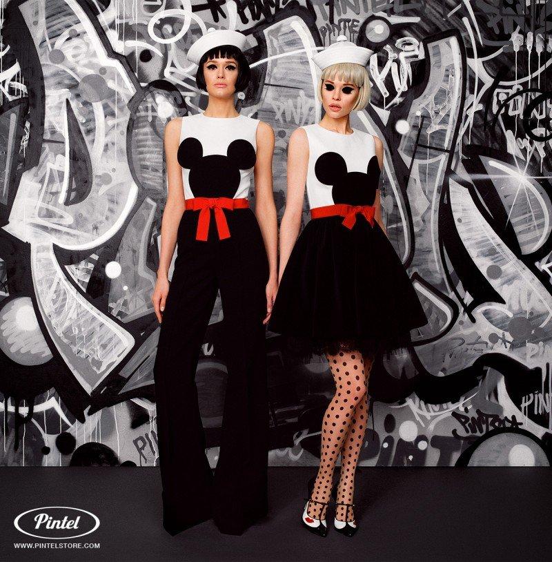 Зачарованный мир бренда Pintel / Лукбук