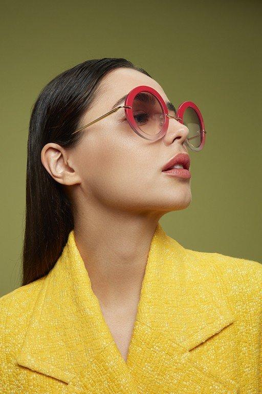 Рекламная кампания  Valentin Yudashkin весна-лето 2018