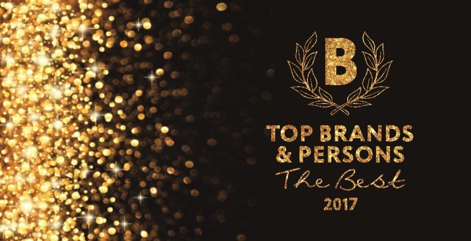 Ежегодная Церемония награждения лучших компаний и персон в сфере красоты и здоровья «Topbrands & persons «TheBest»
