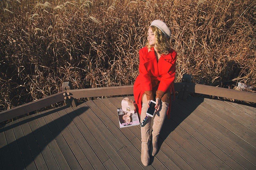 Под декабрьским солнцем