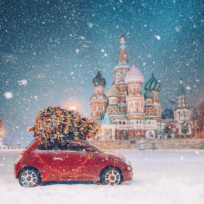С Новым годом! / LOOK-BOOK.ru дарит подарки!