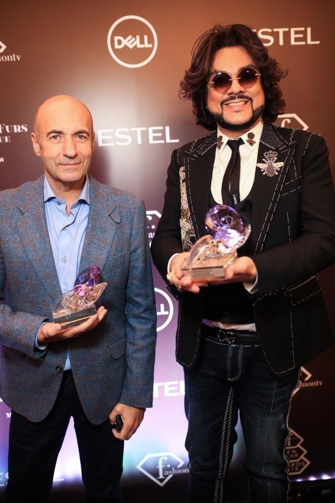 Церемония телеканала Fashion TV Russia  «Fashion New Year Awards 2018»