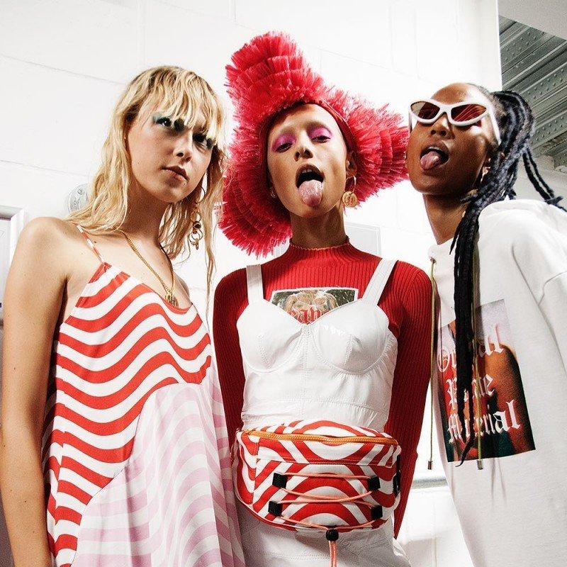 Стартовала Неделя моды в Лондоне!