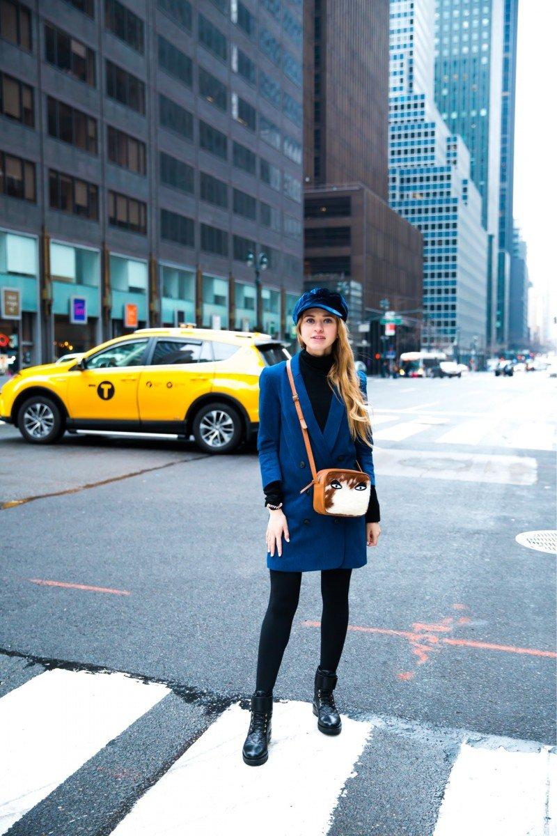 Нью - Йорк  : Каждый раз , как в первый раз ! Неделя моды и мой стильный образ . Какие впечатления у меня оставил NYFW 2018 !?