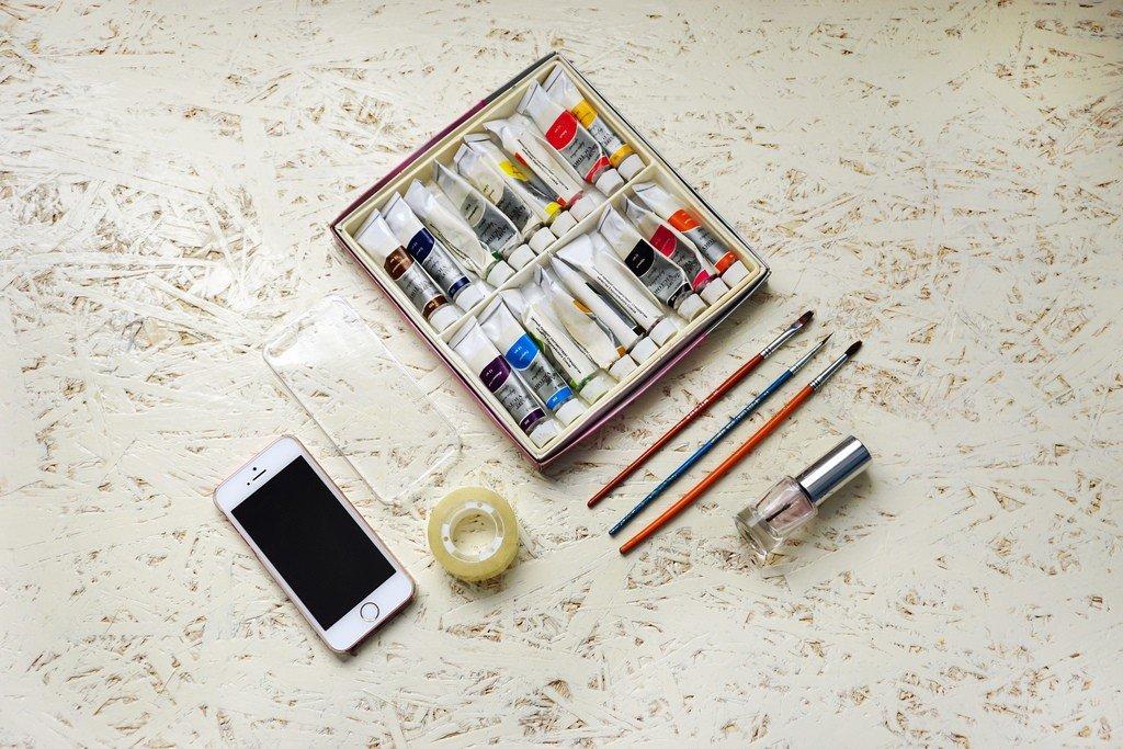 DIY: Чехол для телефона