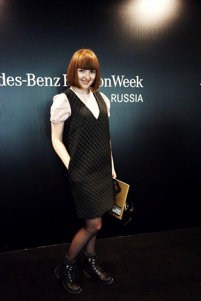 Моя первая Неделя Моды в Москве. Часть 1