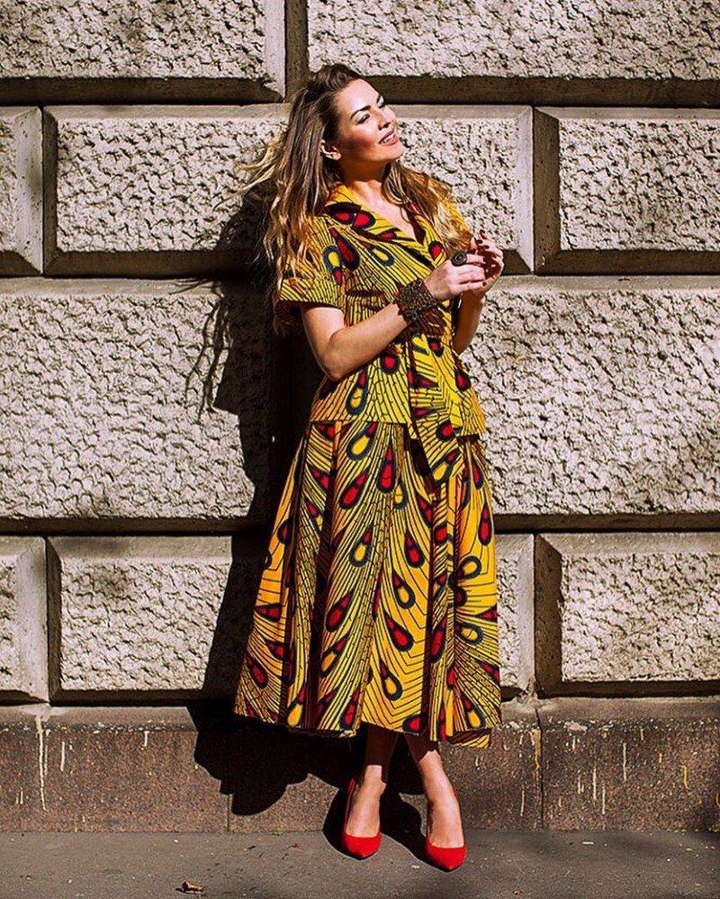 Ethnique Collection Afroprint Style покажет новую круизную коллекцию на Moscow Fashion Week