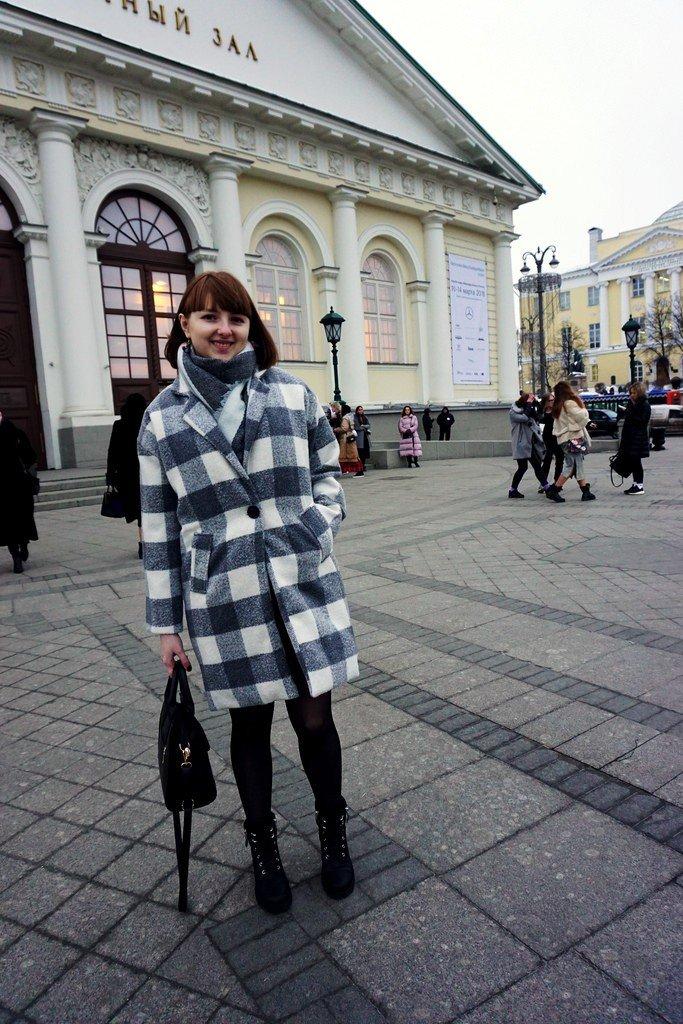Моя первая Неделя Моды в Москве. Часть 2
