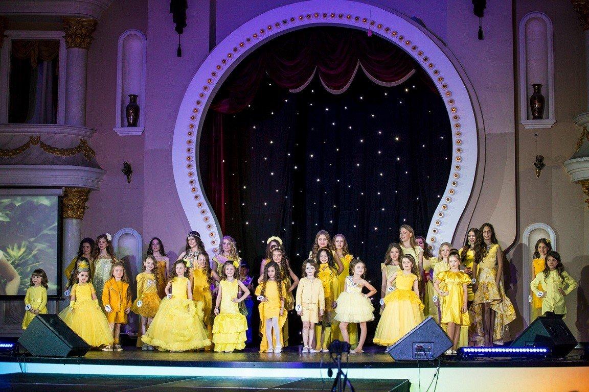 Состоялся финал Всероссийского конкурса «Юная Российская красавица 2018»