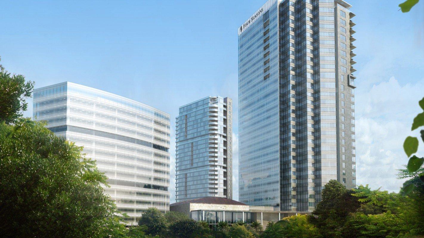 Four Seasons Hotels and Resorts и Embassy Group представят новый роскошный отель с частными резиденциями в Индии