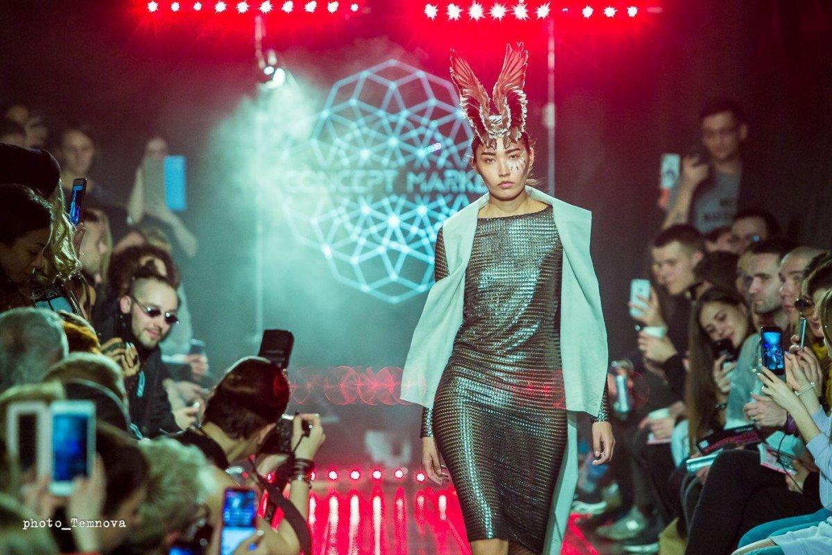 В Москве прошел фестиваль концептуальной моды и дизайна Concept Fashion Fest