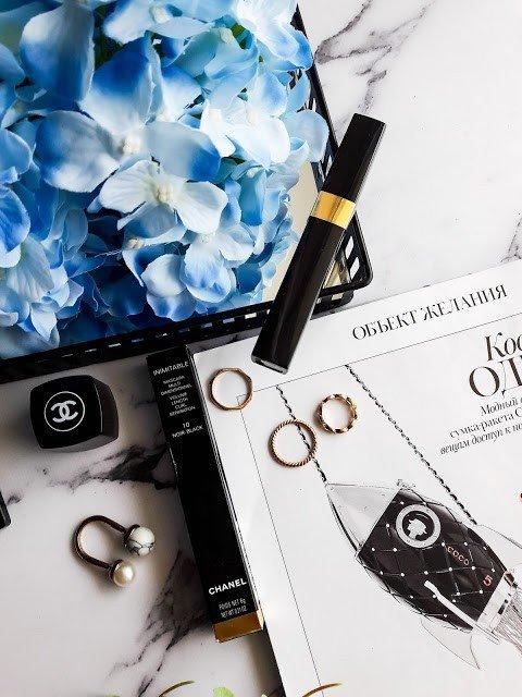 Тушь для ресниц Chanel INIMITABLE
