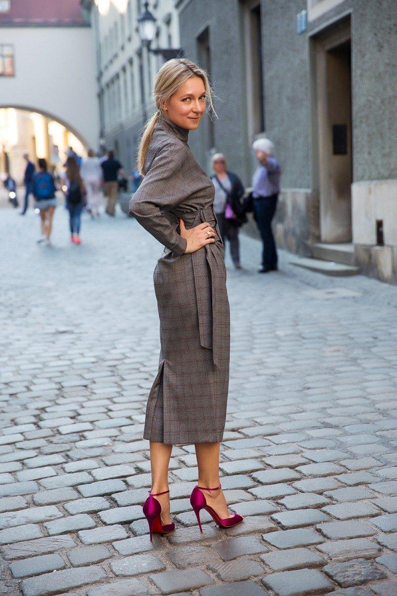 Business dress ИЛИ офисное платье 2018