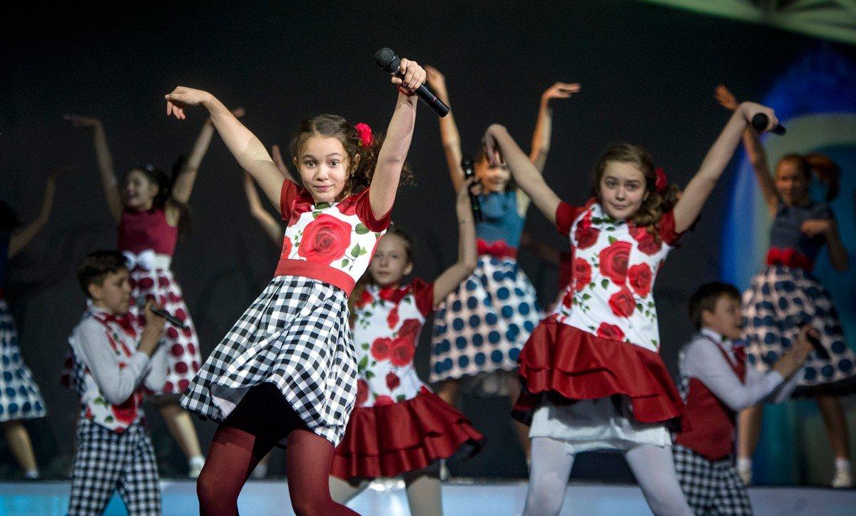 Отчётные концерты Детского музыкального театра «Домисолька»