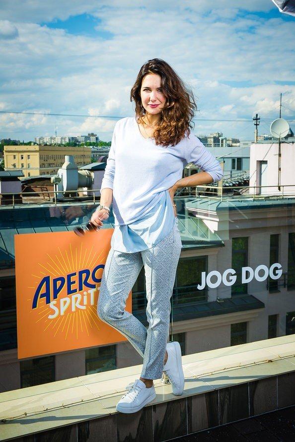 Rooftop party от JOG DOG