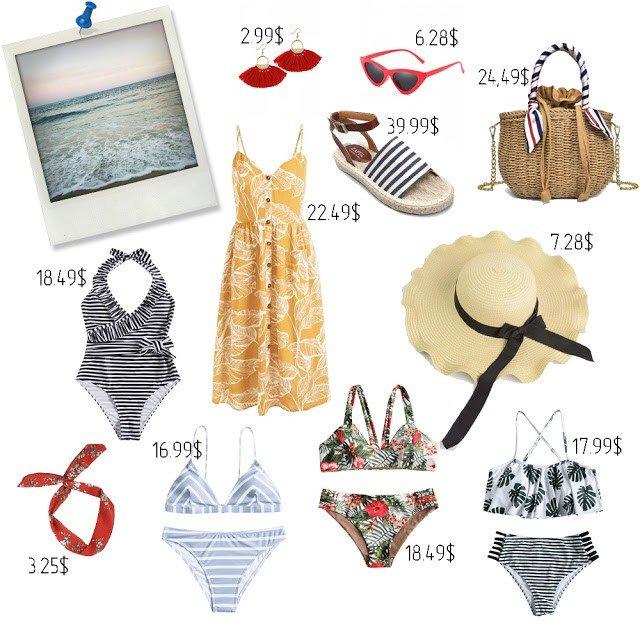 Summer Wishlist: Вещи для отпуска