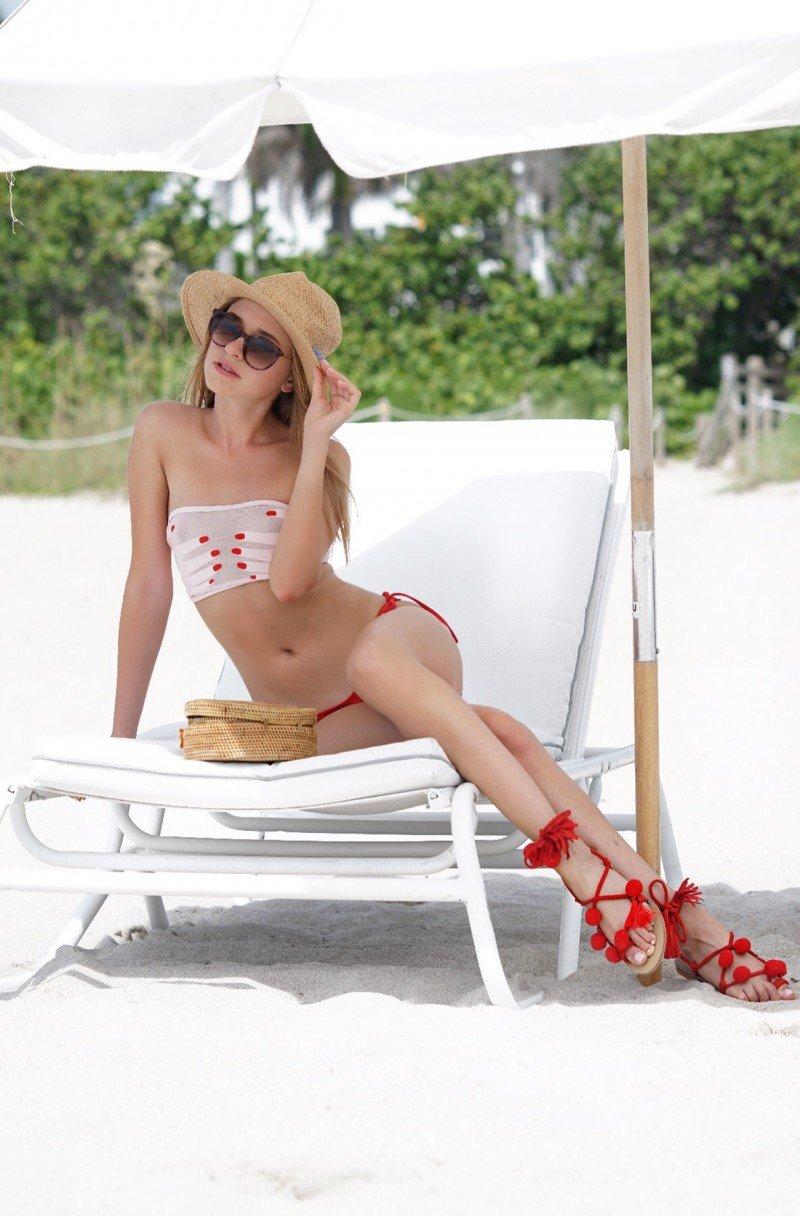 Ещё больше идей для пляжного отдыха ИЛИ много купальников не бывает !