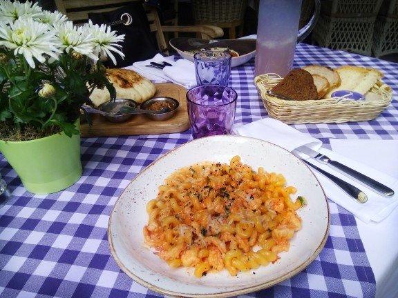 Клёво - рыбный ресторан Аркадия Новикова