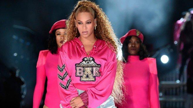 Коллаборация Balmain x Beyonce