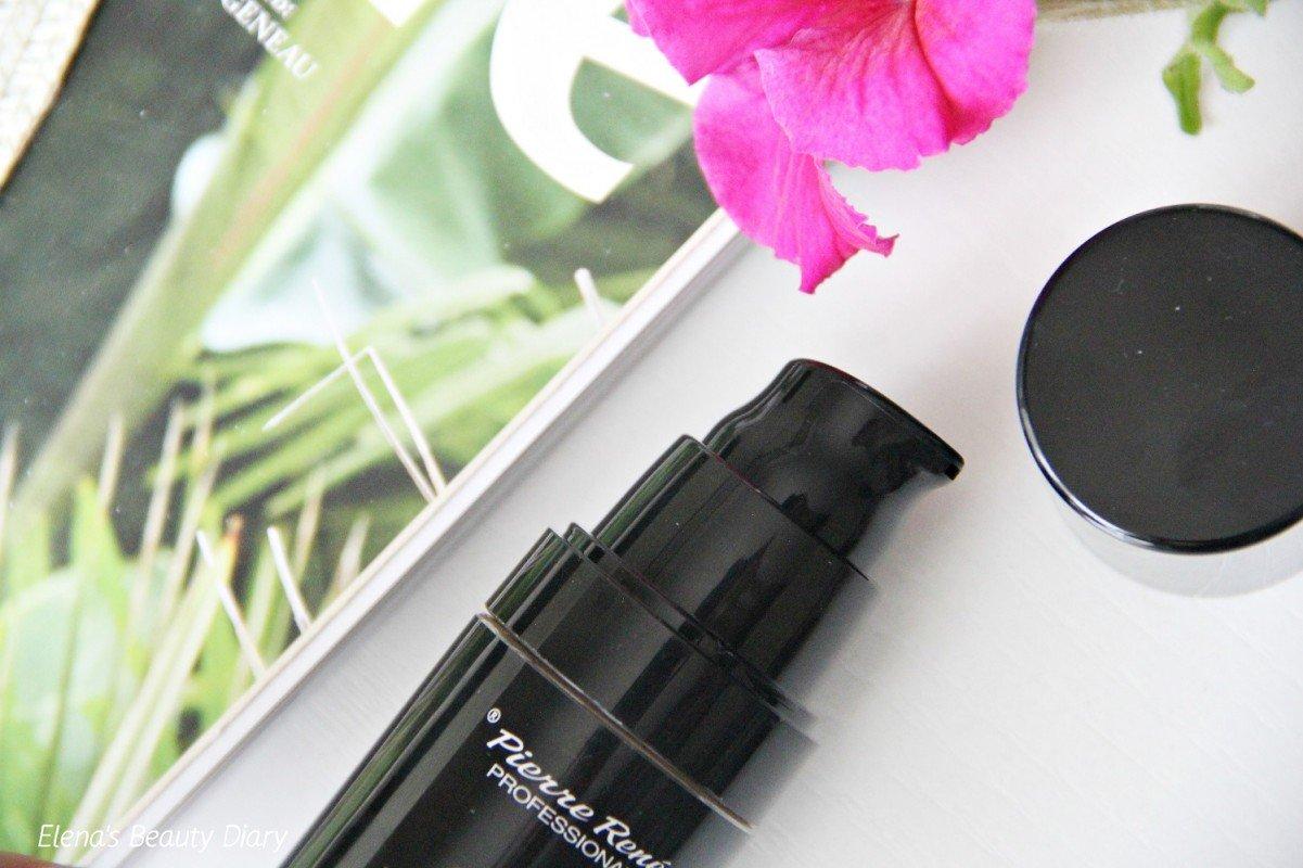 Знакомство с французским брендом декоративной косметики от Pierre Rene.Тональное средство + Матовая помада.