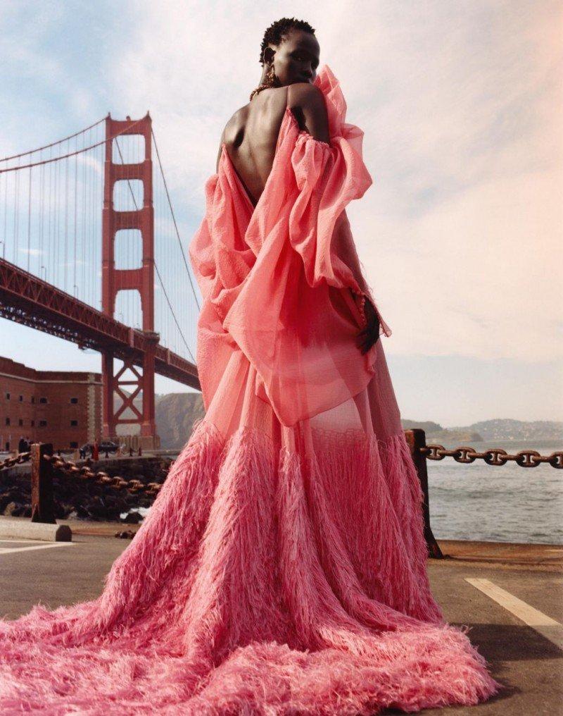 Восхитительная рекламная кампания Alexander McQueen Осень/Зима'18