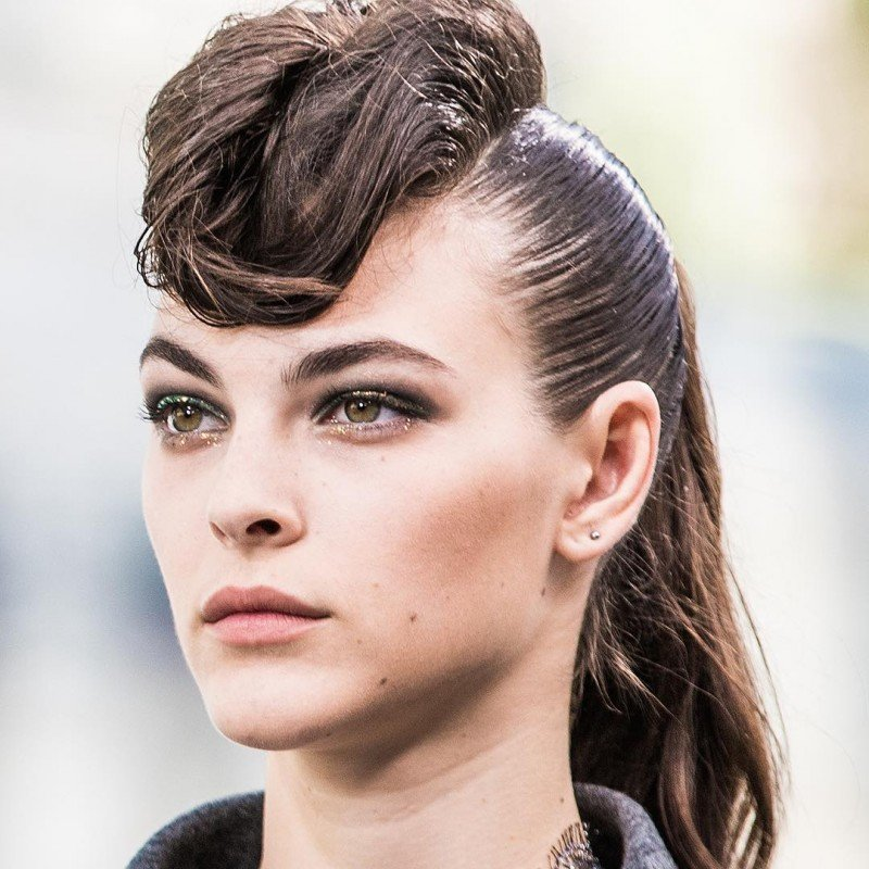 Показ коллекции СHANEL Haute Couture 2018/2019