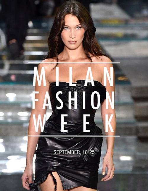 Milan Fashion Week 18-25 сентября / Летим?