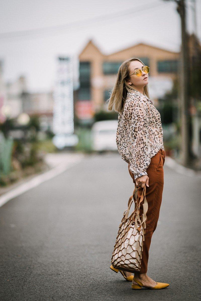 Как носить леопарда и по-прежнему выглядеть элегантно