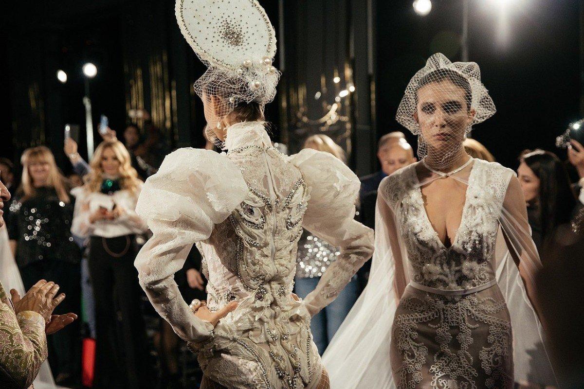 Арабская осень / в Москве прошли дни арабской моды «Al Arabia Fashion Days»