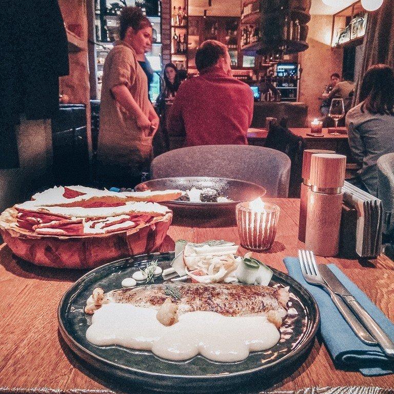 Куда сходить в Москве за 1000 рублей? Dante Kitchen & Bar