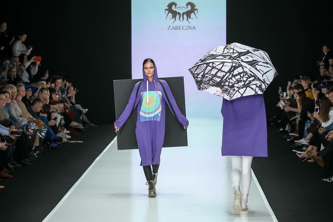 Лаборатория Вячеслава Зайцева или интеллектуальная чувственность по-русски / Mercedes-Benz Fashion Week Russia 2018