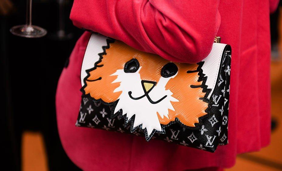 Котики правят миром: Коллаборация Louis Vuitton с Грейс Коддингтон