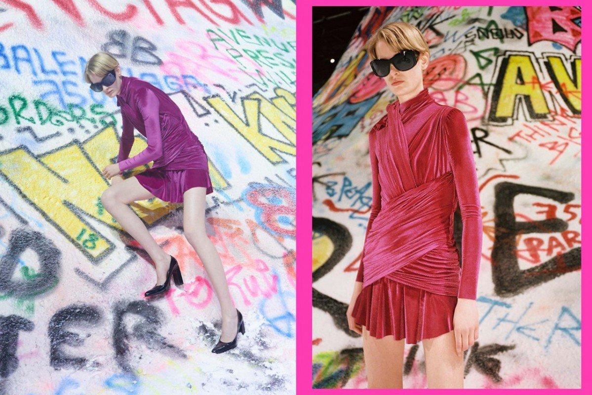 Balenciaga: Winter 18.  Новая книга от креативного директора бренда