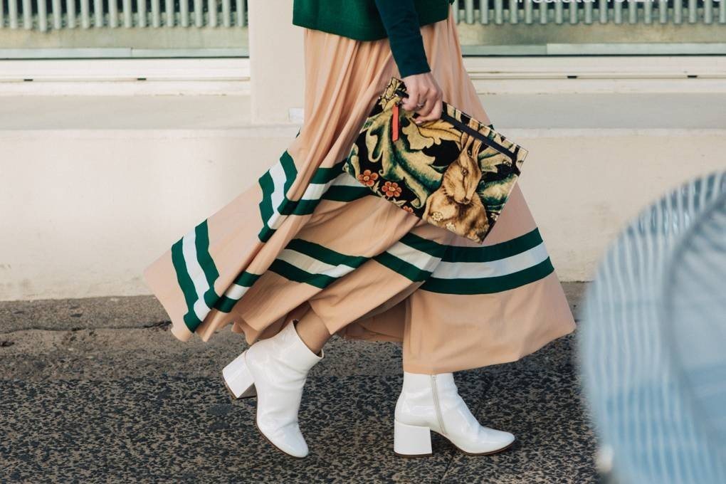 ТОП 10 вещей street style хроники 2018 года