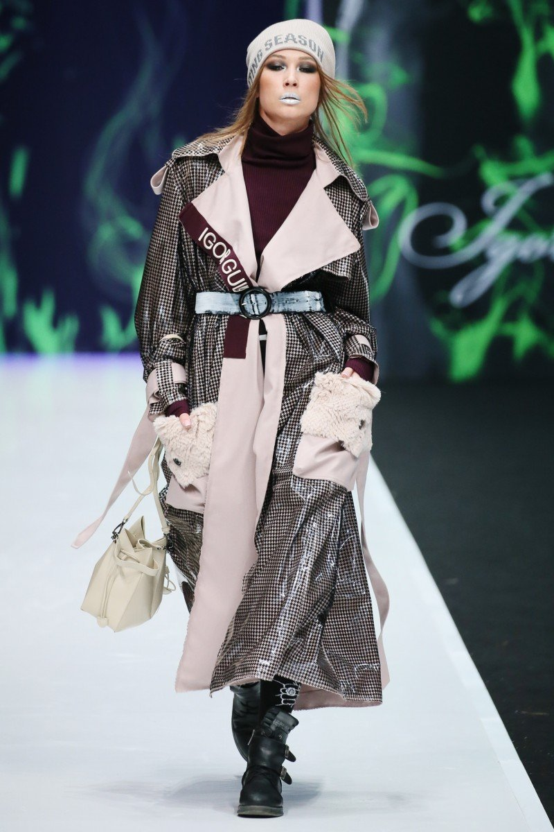 MERCEDES - BENZ FASHION WEEK RUSSIA